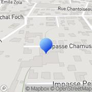 Carte de Chamussy Créations S.A.R.L. Riorges, France