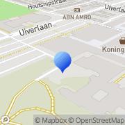 Kaart Krijgsman Poeliers Maassluis, Nederland