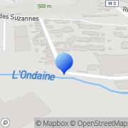 Carte de Etablissements Prosper Duchamp S.A. Firminy, France