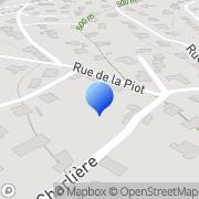 Carte de Apicom S.A. Saint-Priest-en-Jarez, France