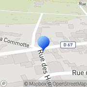 Carte de Champagne Daniel Cheurlin et Fils S.A. Celles-sur-Ource, France