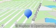 Kaart Diergaarde Blijdorp Rotterdam, Nederland
