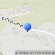 Map Willemsen Boomkwekerij A J I M Maksburg, Belgium