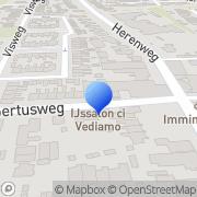 Kaart CI Vediamo Egmond-Binnen, Nederland