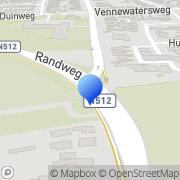 Kaart Hoogland Timmerbedrijf T P M Egmond-Binnen, Nederland