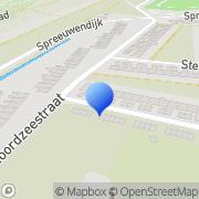 Kaart Waal W F Petten, Nederland