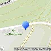 Kaart Petten Tennisclub Petten, Nederland