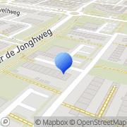 Kaart DR Sport Castricum, Nederland