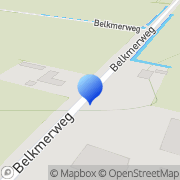 Kaart Ronalds Tegel Technieken Burgerbrug, Nederland