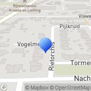 Kaart DDA Automation Services Limmen, Nederland