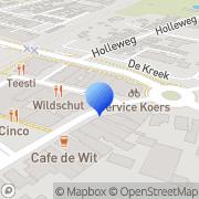 Kaart NR 78 Heiloo, Nederland