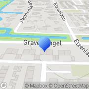 Kaart Boelen C Dordrecht, Nederland