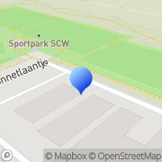 Kaart EBSCO Information Services Rijsenhout, Nederland