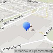 Kaart Trend Leder Heiloo, Nederland