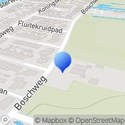 Kaart Tennisvereniging Akersloot Akersloot, Nederland