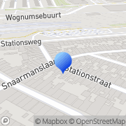 Kaart Kappen Now by Joice Alkmaar, Nederland