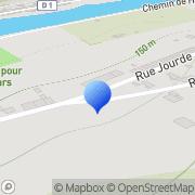 Carte de FAV - LCAB S.A. Bogny-sur-Meuse, France