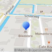 Kaart Mensendieck en Psychosomatische Oefentherapie Julianadorp Julianadorp, Nederland