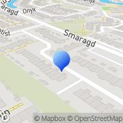 Kaart Happykidz Heerhugowaard, Nederland
