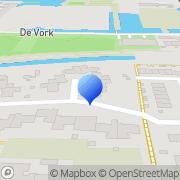 Kaart Navsec Heerhugowaard, Nederland