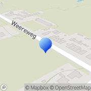 Kaart Veldman Stoeterij Cees en Trudy Lutjewinkel, Nederland