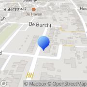 Kaart Vink Timmerwerken Altena Werkendam, Nederland