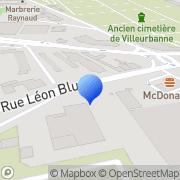 Carte de D.A.M. S.A.R.L. - Dépannage Automatisme et Maintenance Villeurbanne, France