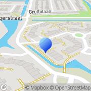 Kaart Omschakelen Vinkeveen, Nederland