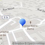 Carte de Amélia Home S.A.R.L. Wassy, France