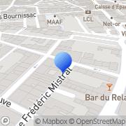 Carte de Delta Com S.A.R.L. Cavaillon, France