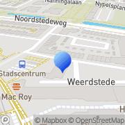 Kaart Seria BV Adviesbureau Nieuwegein, Nederland