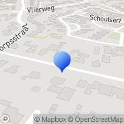 Kaart Emmerik A A M van Houten, Nederland
