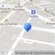 Carte de BNP Paribas Lease Group Marseille, France