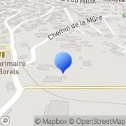 Carte de C.M.E.I.P. S.A.R.L. - Construction Maintenance Equipement pour l'Indust Marseille, France