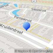Kaart Realclean Amersfoort, Nederland