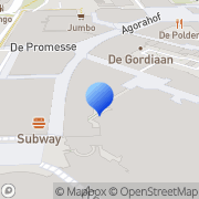 Kaart Loading Systems Nederland Lelystad, Nederland