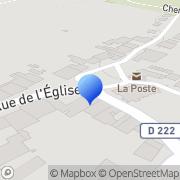 Carte de C.A.T. - Centre d'Aide par le Travail Breuvannes-en-Bassigny, France