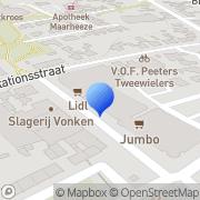 Map Nouveau Haarmode Achterhoek, Belgium