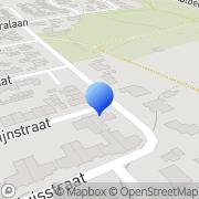 Map Gils A van Achterhoek, Belgium
