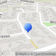 Kaart RVO Dakwerk Gemert, Nederland