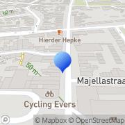 Kaart Wever-Henquet J Maastricht, Nederland