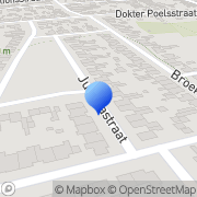 Kaart Maurice Hairshop Gronsveld, Nederland