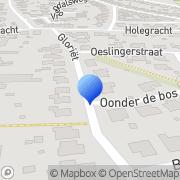 Kaart AudioNet Gronsveld, Nederland