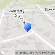 Kaart InMijnRecht Juridische Hulp Bunde, Nederland
