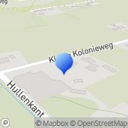 Kaart Van Rijn Caravan en Camper Schade Herstelbedrijf Elspeet, Nederland