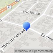 Map Admedico Secretariaatservice Kotem, Belgium