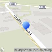 Map Steuten Timmerbedrijf W Housie, Belgium