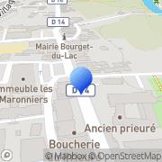 Carte de Hydrolac S.A.R.L. Le Bourget-du-Lac, France
