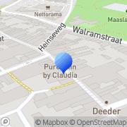 Kaart Barbei Kapsalon Sittard, Nederland