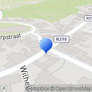 Kaart Brendnew Hairstyle Nuth, Nederland